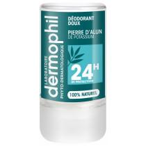 Gentle Deodorant - Alum Stone - Dermophil - 115g