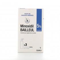 Minoxidil Bailleul 5%, Male...