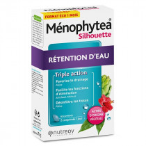 Menophytea - Water Retention - Triple Action - Nutreov - 60 Tablets