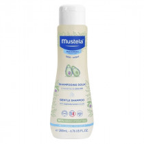 Gentle Shampoo - Delicate Hair - Mustela - 200 ml