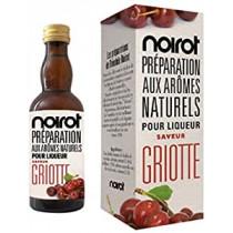 Morello cherry liqueur - Noirot - 20ml