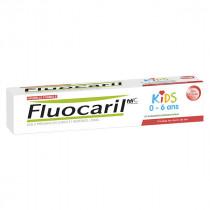 Toothpaste - Protect Milk Teeth - Strawberry Gel - Children 0-6 years - Fluocaril - 50 ml
