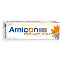 Arnican Gel - Shocks, Blows, Falls - Cooper - 50 g