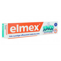 Toothpaste - Caries Protection - Junior 6-12 years - Elmex - 75 ml