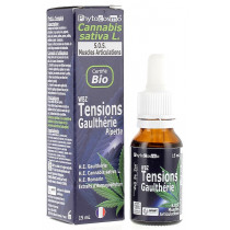 Pipette - Tensions Gaultheria - WBZ - PhytoCosMo - 15ml