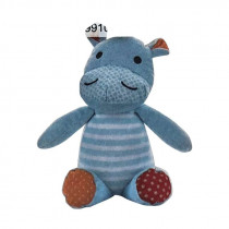 Dry Heating Pad - Hippopotamus - Cooper