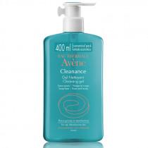 Cleansing Gel - Pump Bottle - Cleanance - Avene - 400ml