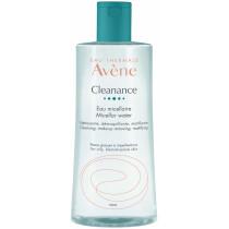 Micellar Water - No Rinse - Cleanance - Avene - 400ml