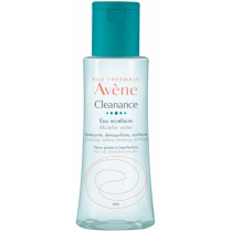 Micellar Water - Cleans, Removes Make-up & Matifies - Cleanance - Avène - 100ml