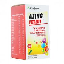 Azinc - Vitality - Vitamin D - 60 Capsules