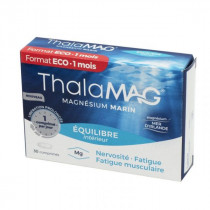 Thalamag - Marine Magnesium - Balance - 30 tablets