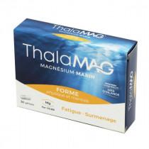Thalamag Marine Magnesium - Iron/Vitamin B9 - Food Supplement - Box of 30 capsules
