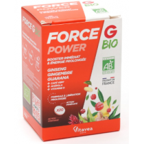 Force G Bio - Immediate Booster - 20 tablets