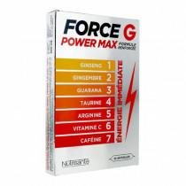 Force G Power Max - 10 vials - Nutrisanté