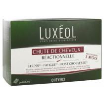 Luxéol Reactive Hair Loss - Stress, Fatigue, Post Pregnancy - 90 Capsules
